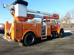100 Bucket Trucks For Sale In Pa 1996 FORD F750 Bechtelsville PA 120690822 CommercialTruckTradercom
