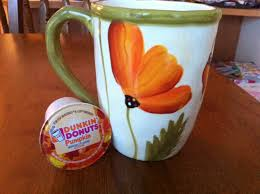 Dunkin Pumpkin Spice K Cups by Dunkin U0027 Donuts Pumpkin K Cup Barista