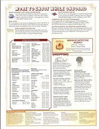 Disney Fantasy Deck Plan 11 by Disney Dream Navigators