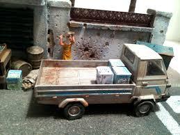 Supply Truck Detail |