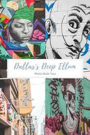Deep Ellum Mural Tour by Graffiti In Dallas Tx Graffiti In Dallas Pinterest Graffiti
