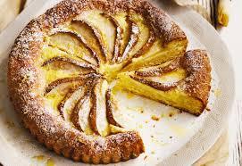 butter birnen kuchen