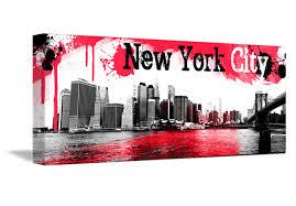 tableau pano de new york monpopart