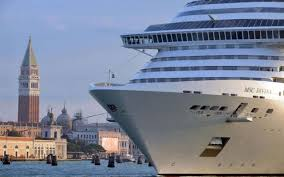 Cruise Ship Sinking 2016 by Un Threatens To Place Venice On Endangered List Unless Italy Bans