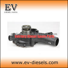 100 Hino Truck Parts 161002752 EP100 EP100T Water Pump For OEM Number EP100
