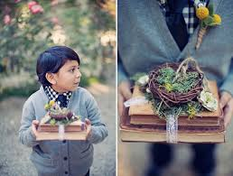 Cool Ring Bearer Pillow Ideas We This Moncheribridals
