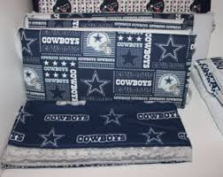 Dallas Cowboys Crib Bedding Set by Cowboy Baby Bedding Etsy