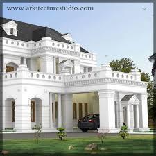 100 Indian Bungalow Designs Arkitecture StudioArchitectsInterior DesignersCalicut