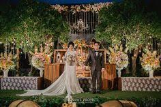 Pernikahan Tema Rustic Glam Ala Andra Dan Chika