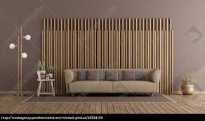 stock photo 26524105 living room with sofa and wooden