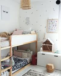 Super Stylish Shared Bedroom For Kids Find This Pin And More On Decor By NehaRamabhadran Bunk Beds Small Rooms Interior Design