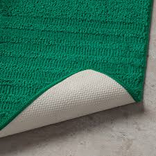 vinnfar badematte dunkelgrün 40x60 cm