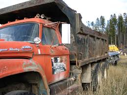 Ford T850 Dump Truck For Sale | Seely Lake, MT | 236787 ...