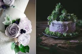 Adventures In Cake Decorating by Autumn Berries Fall Wedding Cakes Cake Geek Magazine