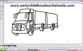 How To Draw A Trailer Truck Easy Step By Step For Children And Kids ... Step 11 How To Draw A Truck Tattoo A Pickup By Trucks Rhdragoartcom Drawing Easy Cartoon At Getdrawingscom Free For Personal Use For Kids Really Tutorial In 2018 Police Monster Coloring Pages With Sport Draw Truck Youtube Speed Drawing Of Trucks Fire And Clip Art On Clipart 1 Man