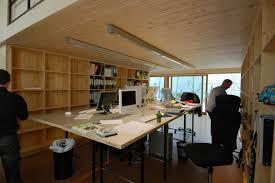 le de bureau architecte éclairage de bureaux d une agence d architectes lyon les