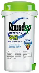 RoundupR Precision GelR Weed Grass Killer