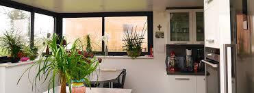 agrandissement cuisine véranda cuisine créez votre cuisine dans la véranda md concept