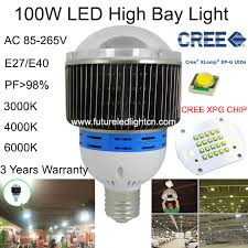 100w led high bay light cree factory l led industrial lighting