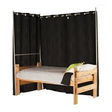 Twin Canopy Bed Curtains by Twin Canopy Bed 49 Best Bed Curtain 73 Best Curtains Around Bed