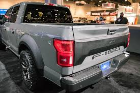 100 Build Ford Truck Unveils 600hp F150 RTR Muscle