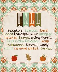 Quotes For Halloween Candy by Free Fall Subway Art Printables U0026 Quotes Spilled Glitter