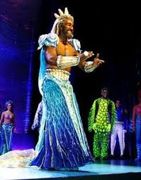 Curtain Call Wwe Finisher by Calvin King Triton Getting The Finishing Touches On His Body
