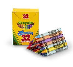 Crayola Bathtub Crayons 18 Vibrant Colors by Amazon Com Crayola 32 Count Crayons Tuck Box Toys U0026 Games