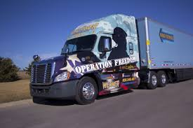 100 Werner Trucking Pay Enterprises Operation Freedom Truck Show Us Your Ride