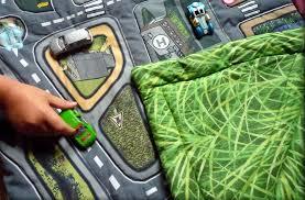 tapis de jeux voitures tapis de jeux voitures en tissu personnalisé crafts for