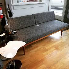Danish Modern Sofa Sleeper by Vintage Mid Century Modern Sofa