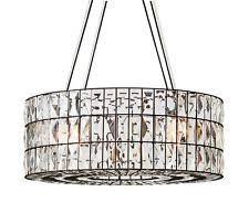 Pottery Barn Adeline Crystal Round Chandelier