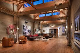 100 Shipping Containers San Francisco Luxury Loft Centered Around Converted