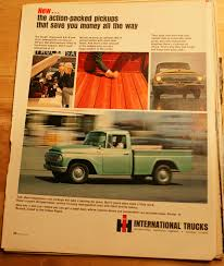 99 Vintage International Harvester Truck Parts Magazine Ads