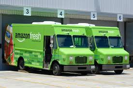 100 Usps Delivery Truck Amazon Blame US Postal Service For Issues That Led To Amazon Fresh