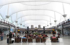 Denver International Airport $1 8 billion terminal partnership