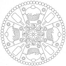 Full Size Of Coloring Pagesdazzling Mandala For Kids Printable Pages Large