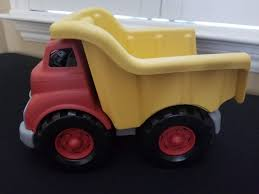 Summary -> Amazoncom Green Toys Dump Truck In Pink Color Bpa Free