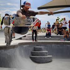100 Truck Stop Skatepark EVENT TRACKER Mehaffey Skate Park Grand Opening In Loveland Colorado