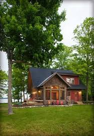 Lakeside Cabin Plans by Best 25 Small Lake Houses Ideas On Small Houses