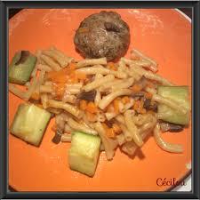 comment cuisiner des crepinettes crépinettes au vin blanc et ses macaronis aux petits légumes