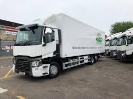 100 Norfolk Truck New Renault For Waveney Mushrooms Van