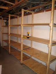 Cheap Garage Cabinets Diy by Furniture Build Wood Storage Shelves Tool Storage And Garage