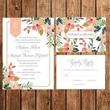 Garden Wedding Invitations Will Give You Extra Ideas To Create Your Own Invitation 3