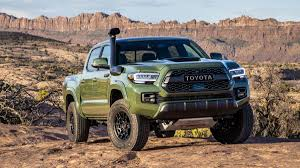 100 Ford Mini Truck 2020 Toyota Tacoma First Drive Review Small Tweaks Make