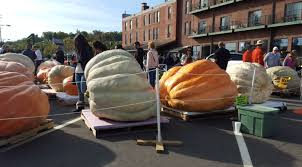 Heaviest Pumpkin Ever by Giant Pumpkin Sets New Record At Stillwater Harvest Fest Gomn