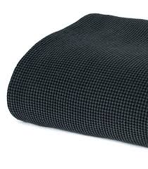 plaid noir canapé plaid canapé noir intérieur déco