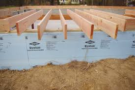 Distance Between Floor Joists On A Deck by The New House Next Door November 2013
