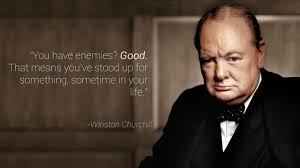 Winston Churchill Iron Curtain Speech Full Text by World War Ii In Pictures Winston Churchill Warrior And Leader