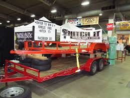 100 Service Truck Accessories Car Hauler And Utility Trailer OU Vs OSU Car Hauler Trailer Hit